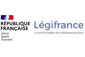 Legifrance le service public de la diffucion du droit